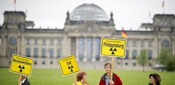 Бундестаг принял решение об отказе от атомной энергетики. Фото с rp-online.de