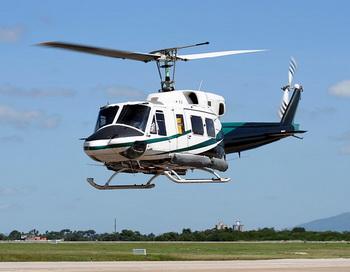 Военный вертолёт. Bell-212. Фото с сайта blraerospace.com
