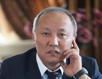 Экс-мэр столицы Бишкек, ныне один из лидеров партии «Ата-Журт» Нариман Тюлеев.  Фото с сайта   kloop.kg