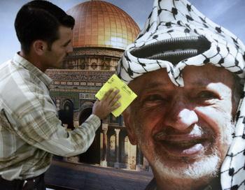 Ясир Арафат. Фото: Getty Images