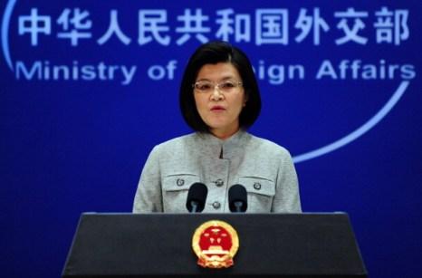 Фоторепортаж. Министр иностранных дел КНР Цзян Юй. Фото: Getty Images