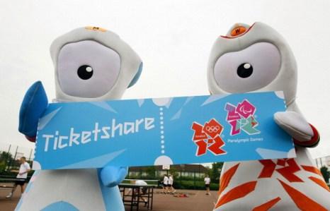 Фоторепортаж о продаже билетов на Олимпийские игры 2012 в Лондоне. Фото: Tom Dulat/Getty Images