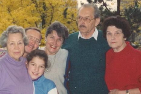 Семья Дрогановых. Фото из семейного архива