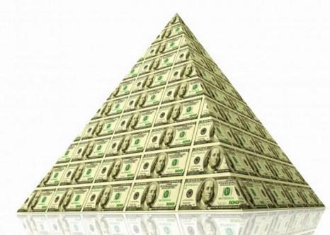 Мавроди продолжает строить пирамиды. Фото с сайта mixinvest.ru