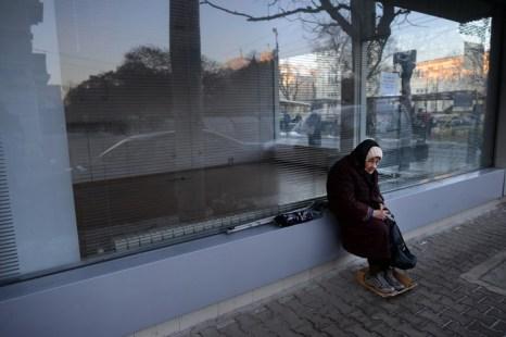 В Болгарии жители нуждаются в финансовой помощи правительства. Фото: DIMITAR DILKOFF/AFP/Getty Images