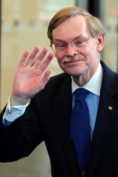 Всемирный банк ожидает смену главы. Президент Всемирного банка Роберт Зеллик покинет свой пост 30 июня 2012 года. Фото: JOHANNES EISELE/AFP/Getty Images
