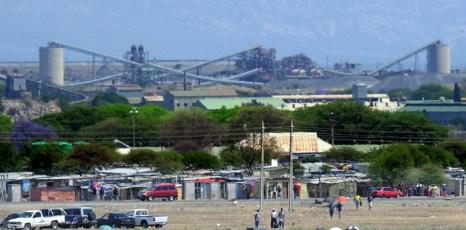 Иссякли рудники и терпение работодателей в Южной Африке. Фото: ALEXANDER JOE/AFP/Getty Images