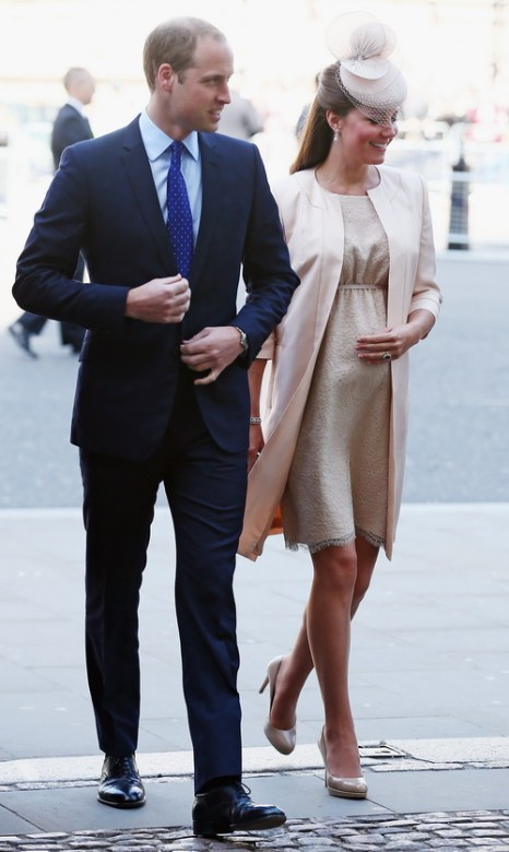 Экономику Великобритании «подогреет» рождение королевского наследника. Фото:  Dan Kitwood/Getty Images