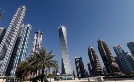 Арабские страны продолжают привлекать инвестиции. Дубай. Фото: KARIM SAHIB/AFP/Getty Images