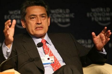 Продолжаются арести по делу кражи инсайдерской информации Бывший член совета директоров Goldman Sachs Group Раджат Кумар Гупта. Фото с сайта opuixmedia.com