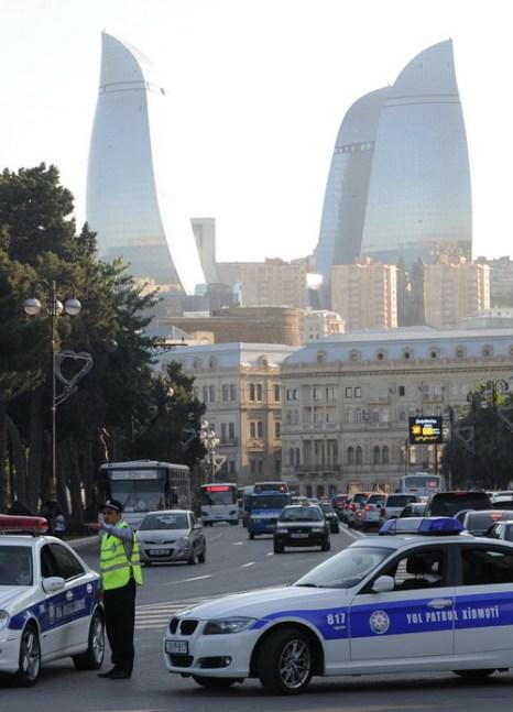 Столица Азербайджана – Баку. Фото: VANO SHLAMOV/AFP/GettyImages