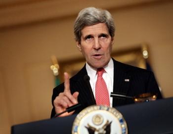Госсекретарь Джон Керри. Фото: Alex Wong/Getty Images
