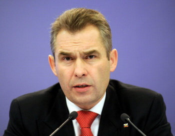 Павел Астахов. Фото: ANDREY SMIRNOV/AFP/Getty Images