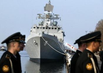 Россия будет участвовать в натовских учениях ВМФ. Фото: AFP/Getty Images