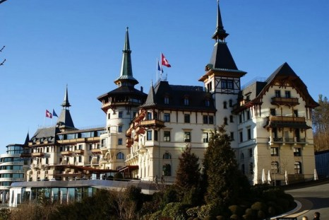 Цюрих, Швейцария. Фото: Airflore/flickr.com