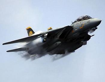Истребитель F-14 Tomcat. Фото: Nathan Laird/U.S. Navy via Getty Images