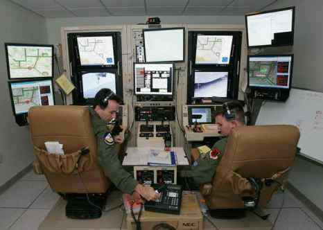 Центр управления БПЛА. Фото: Ethan Miller/Getty Images