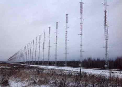 Новейшая радиолокационная станция (РЛС) «Контейнер» в Мордовии начала свою работу. Фото: function.mil.ru