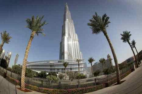 Дубай выиграл проведение международной выставки «ЭКСПО-2020». Фото: MARWAN NAAMANI/AFP/Getty Images