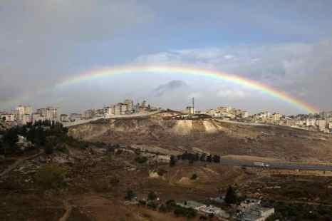Фото:Израиль. Фото: AHMAD GHARABLI/AFP/Getty Images
