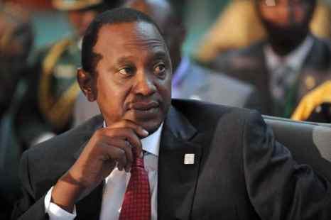 Президент Кении посетил Торгово-промышленную палату РФ. Фото: PIUS UTOMI EKPEI/AFP/Getty Images