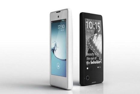 Новый YotaPhone. Фото предоставлено YotaPhone