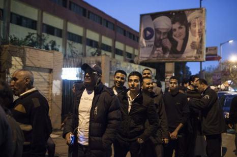 Первый день референдума прошёл в Египте 14 января.  Фото: Ed Giles/Getty Images