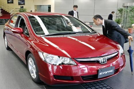Тесты показали, что японские автомобили самые безопасные. Yoshikazu Tsuno / AFP / Getty Images