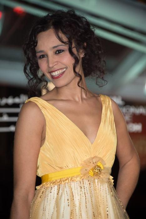 Актриса Аида Тоуихри прибыла на 13-й международный кинофестиваль 1 декабря в Марракеше (Марокко). Фото: Dominique Charriau/Getty Images