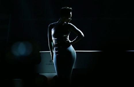 Известные американские певцы Алиша Кис и Джон Легенд провели концерт в австралийской столице Сиднее 11 декабря 2013 года Фото: Mark Metcalfe/Getty Images