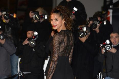Актриса Ноэми Ленуар на церемонии вручения 15-й ежегодной музыкальной премии NRJ во Дворце фестивалей в Каннах (Франция) 15 декабря. Фото: Pascal Le Segretain / Getty Images