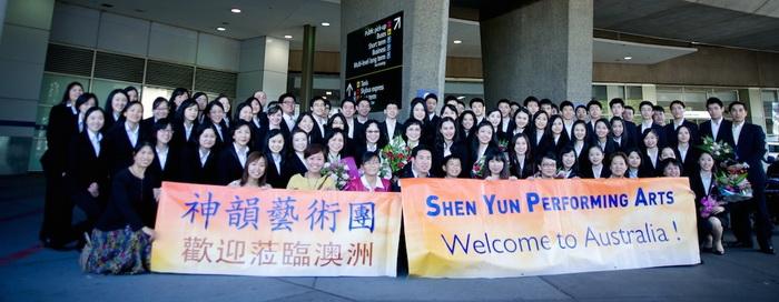 С 27 марта по 4 мая артисты Shen Yun выступят в семи городах Австралии и Новой Зеландии, в общей сложности дав 32 концерта. Фото: Epoch Times