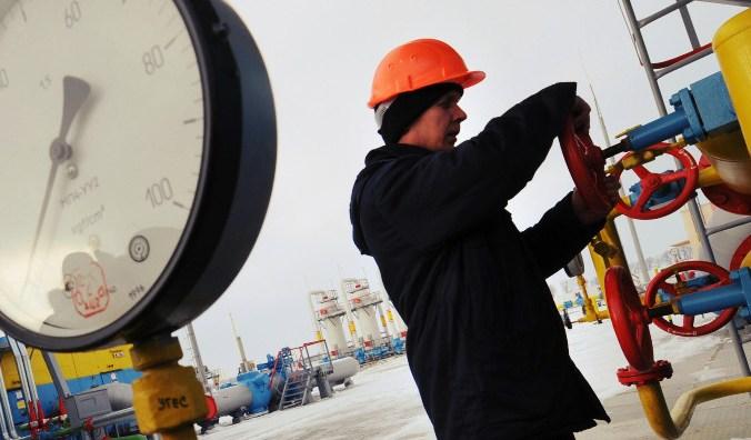 Украина, газ, Газпром