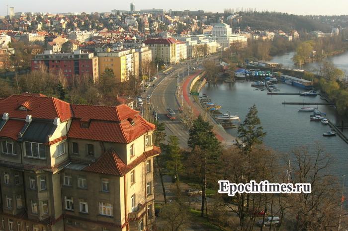 Прага. Фото: Алла Лавриенко/Великая Эпоха