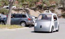 Google, самоуправляемая машина, Сергей Брин, Калифорния, Невада