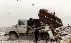 Москва, мусоровозы, закон о тишине
