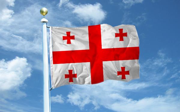 флаг, Грузия, демократизация, рейтинг Freedom House