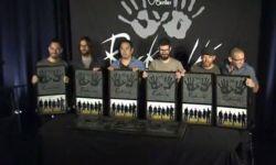 Linkin Park оставил след на голливудской RockWalk