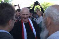 В Белоруссии освобождён из тюрьмы правозащитник Алесь Беляцкий