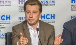 Депутат Госдумы от «Единой России» Владимир Бурматов