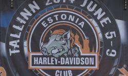 Тысячи поклонников «Харлей-Дэвидсон» съехались в Таллин