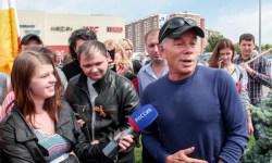 Знаменитости, Россия, Олег и Родион Газмановы