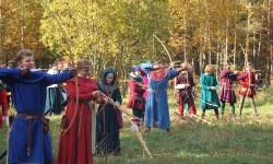 туризм, Россия, Тюмень, фестиваль, Тобольск, военно-историческая реконструкция, Абалакское поле