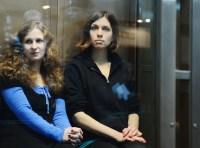 Толоконникова, ЕСПЧ, суд. Pussy Riot