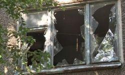 После прекращения перемирия жители Славянска вновь боятся выходить на улицу