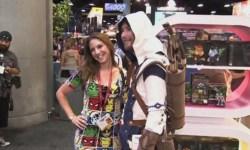 В США открылся фестиваль любителей комиксов Comic-Con