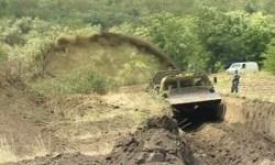 Украина укрепляет границу с Приднестровьем