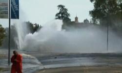 Калифорнийский университет Лос-Анджелеса затопило из-за прорыва трубы