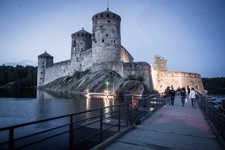 Olavinlinna-castle