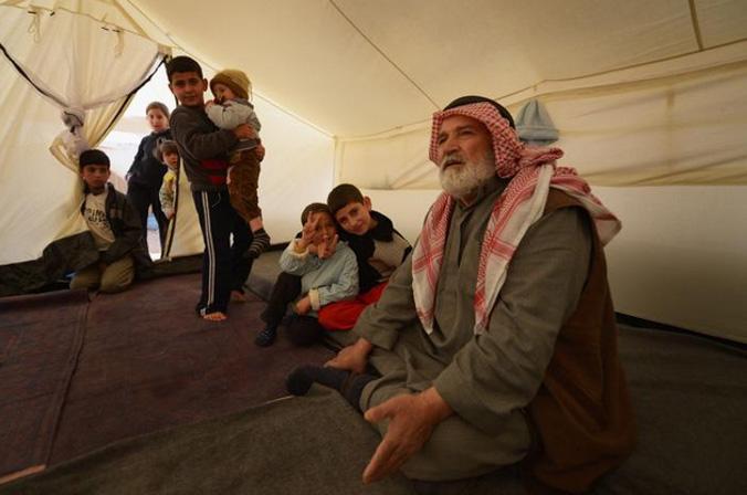 Сирия, ООН, помощь